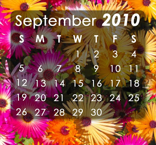 September Happenings