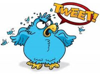 Turning My Twitter into a Flock of Angry Birds