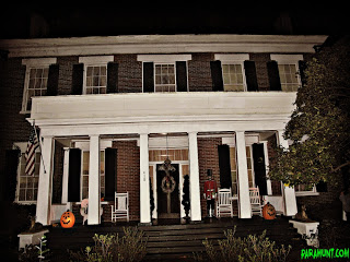A Haunted Interview in the Old South
