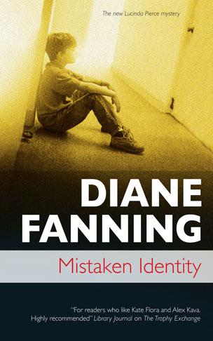 Mistaken Identity – A Lucinda Pierce Mystery (Book 3)