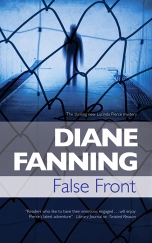 False Front – A Lucinda Pierce Mystery (Book 5)
