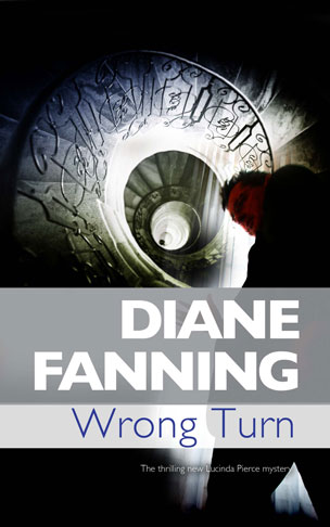Wrong Turn – A Lucinda Pierce Mystery (Book 6)