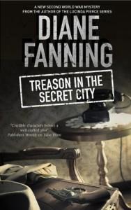 Treason in the Secret City book Diane Fanning