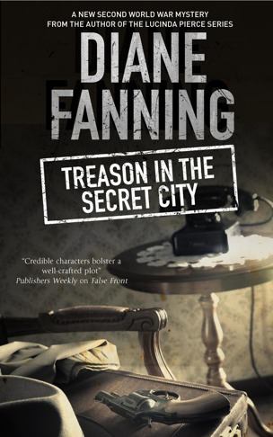 Treason in the Secret City book Diane Fanning