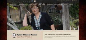 Diane Fanning home screenshot